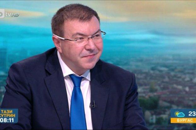 """Проф. Костадин Ангелов, министър на здравеопазването, в интервю за """"Тази  сутрин"""", БТВ"""